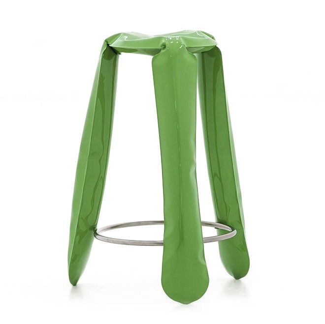 Plopp Barstool Green