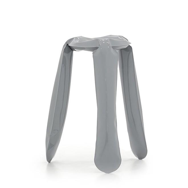 Plopp Kitchen Stool Grey