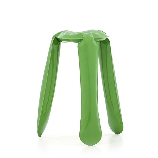 Plopp Kitchen Stool Green