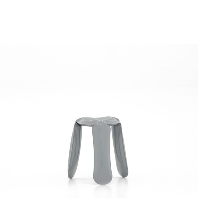 Plopp Stool Grey, Mini