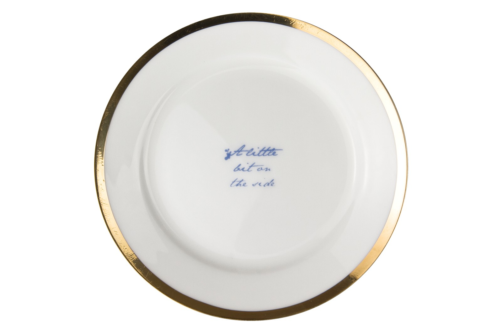 Poetry Plate Small