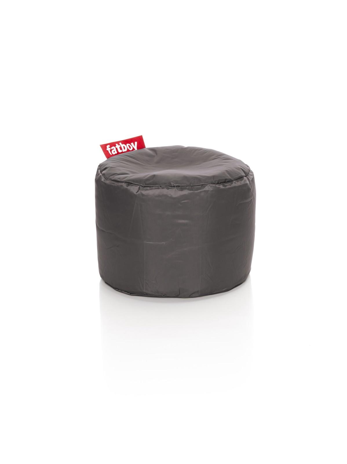 Point Stool Dark Grey