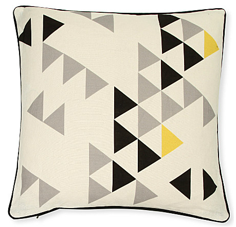 Polygon Cushion