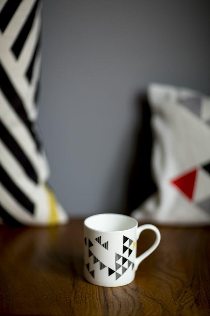 Polygon Mug