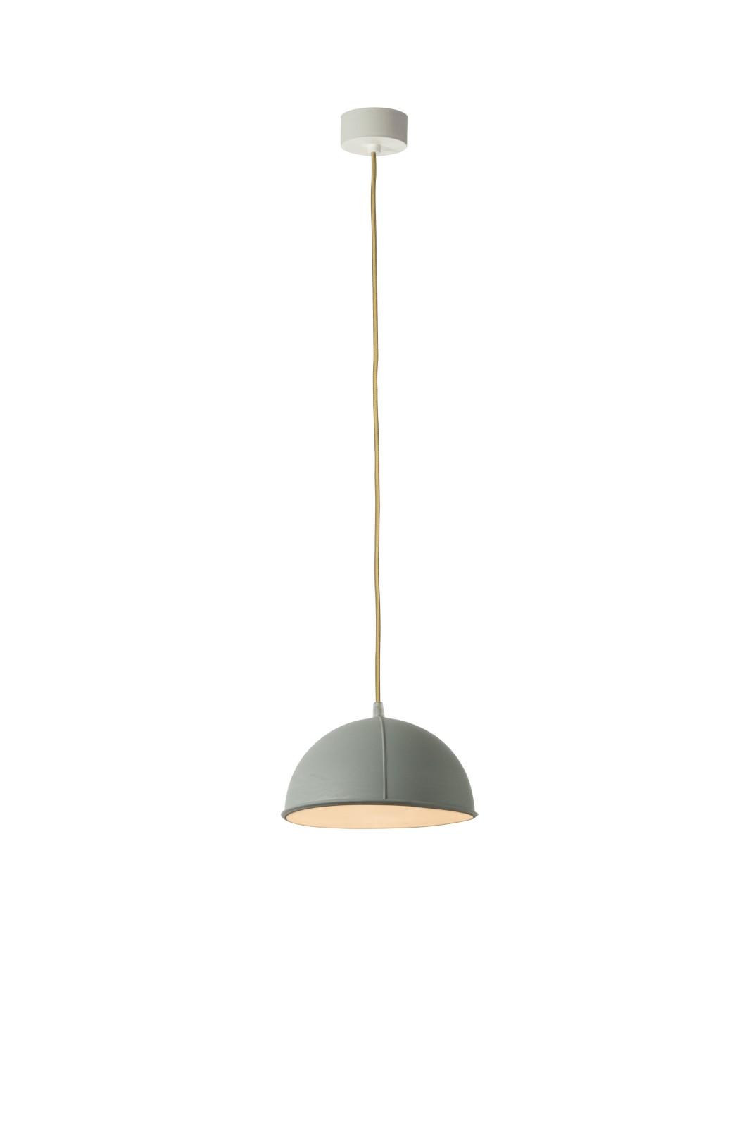 POP 1 Pendant Light Grey, Gold