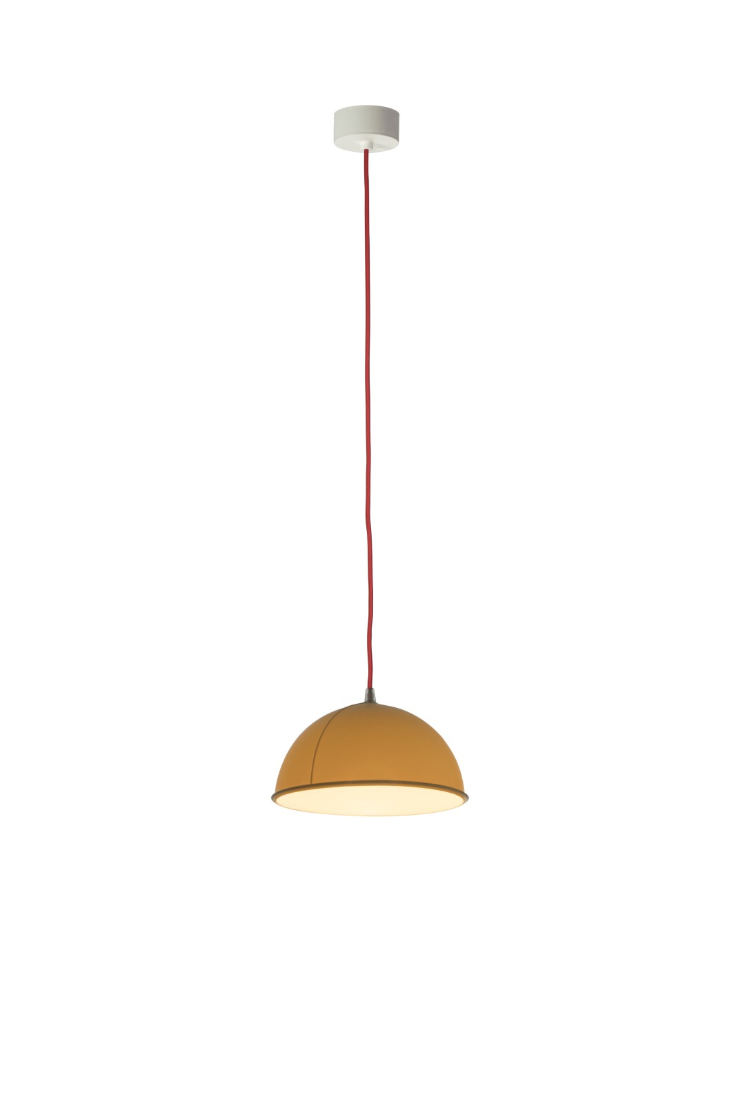 POP 1 Pendant Light Neutral, Red