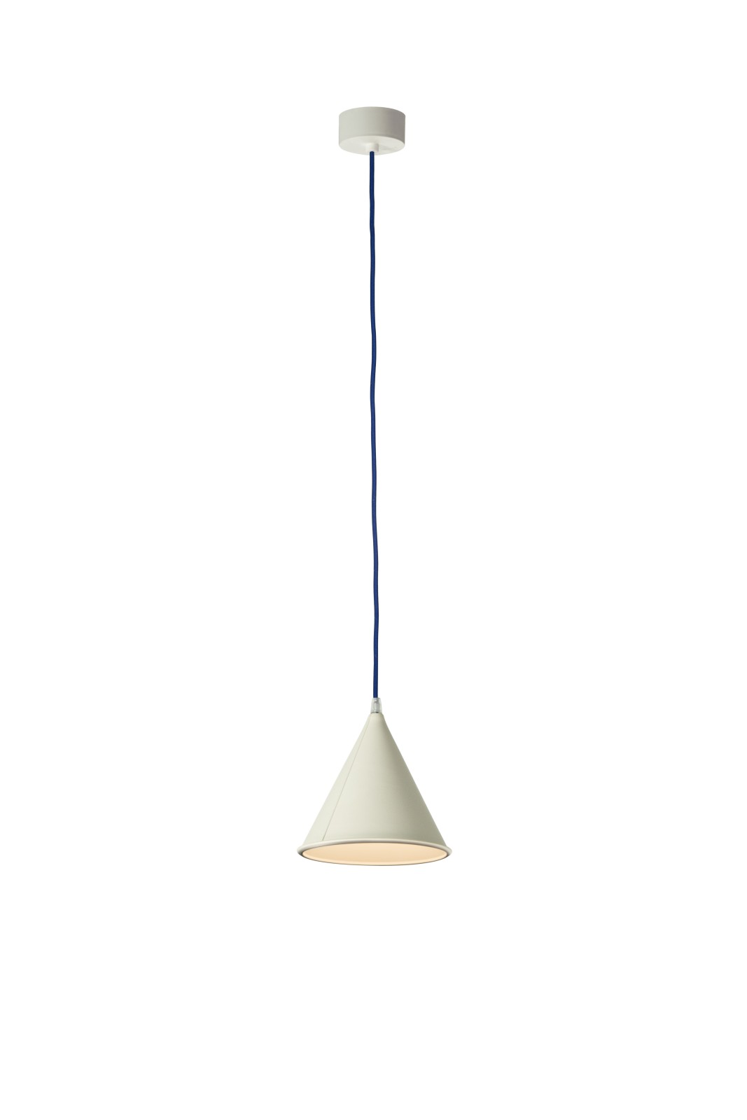POP 2 Pendant Light White, Blue