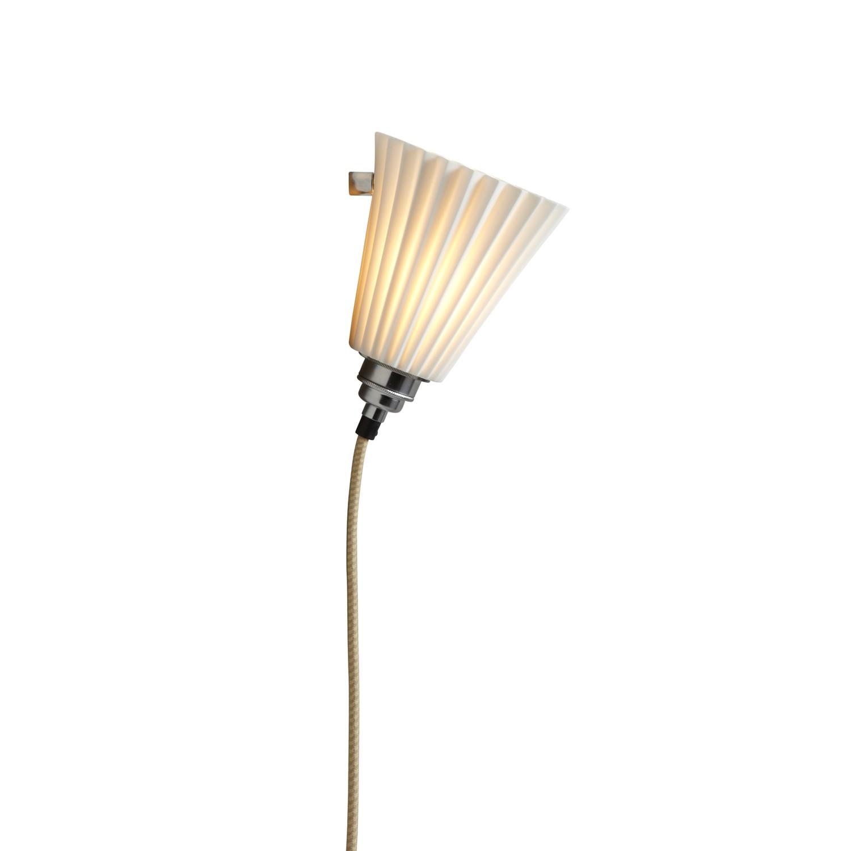 Portable Pleat Wall Light Medium
