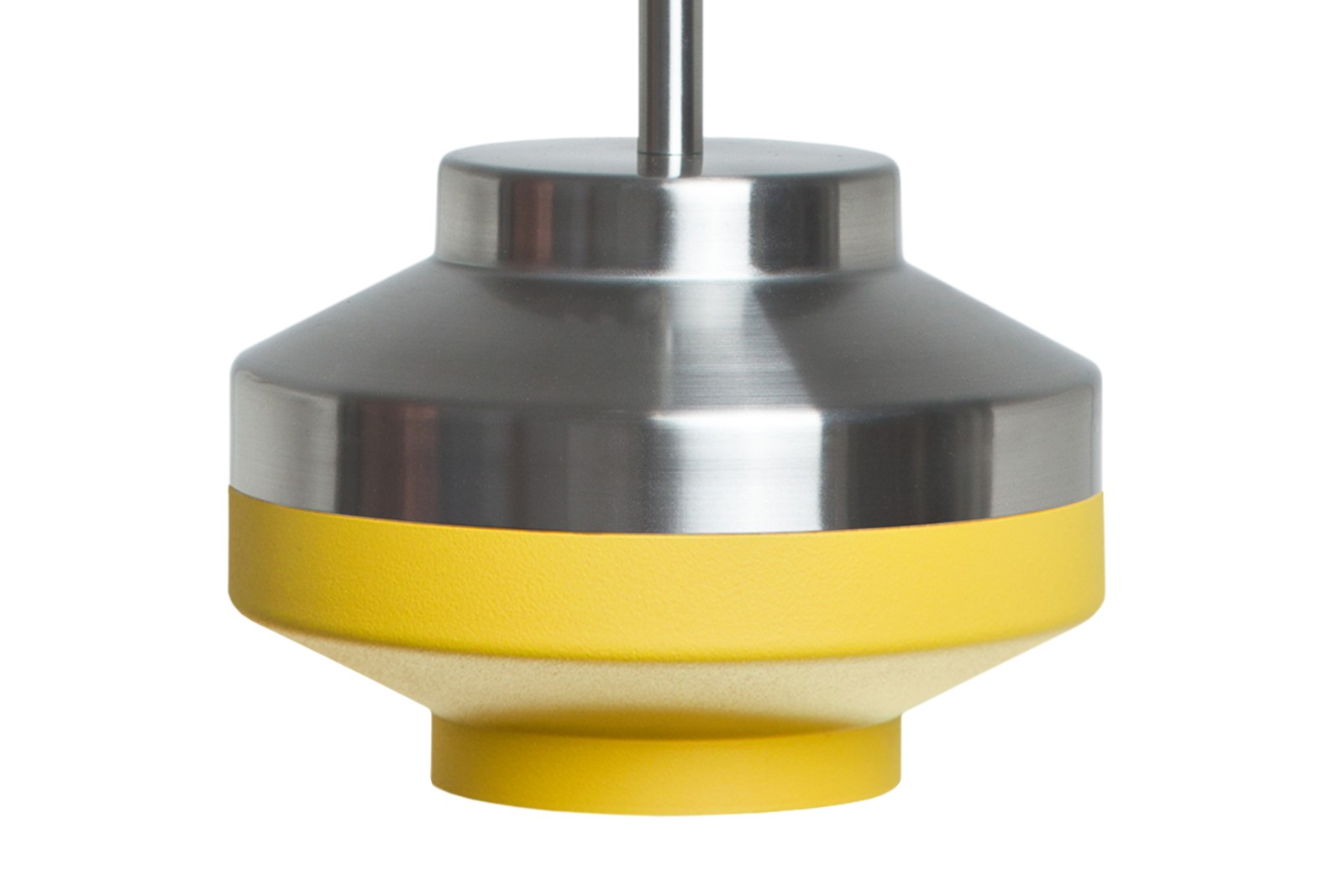 Pran Pendant Light 200 Yellow & Silver
