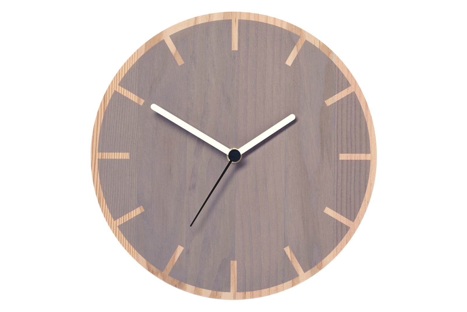 Primary Wall Clock Cog, Grey