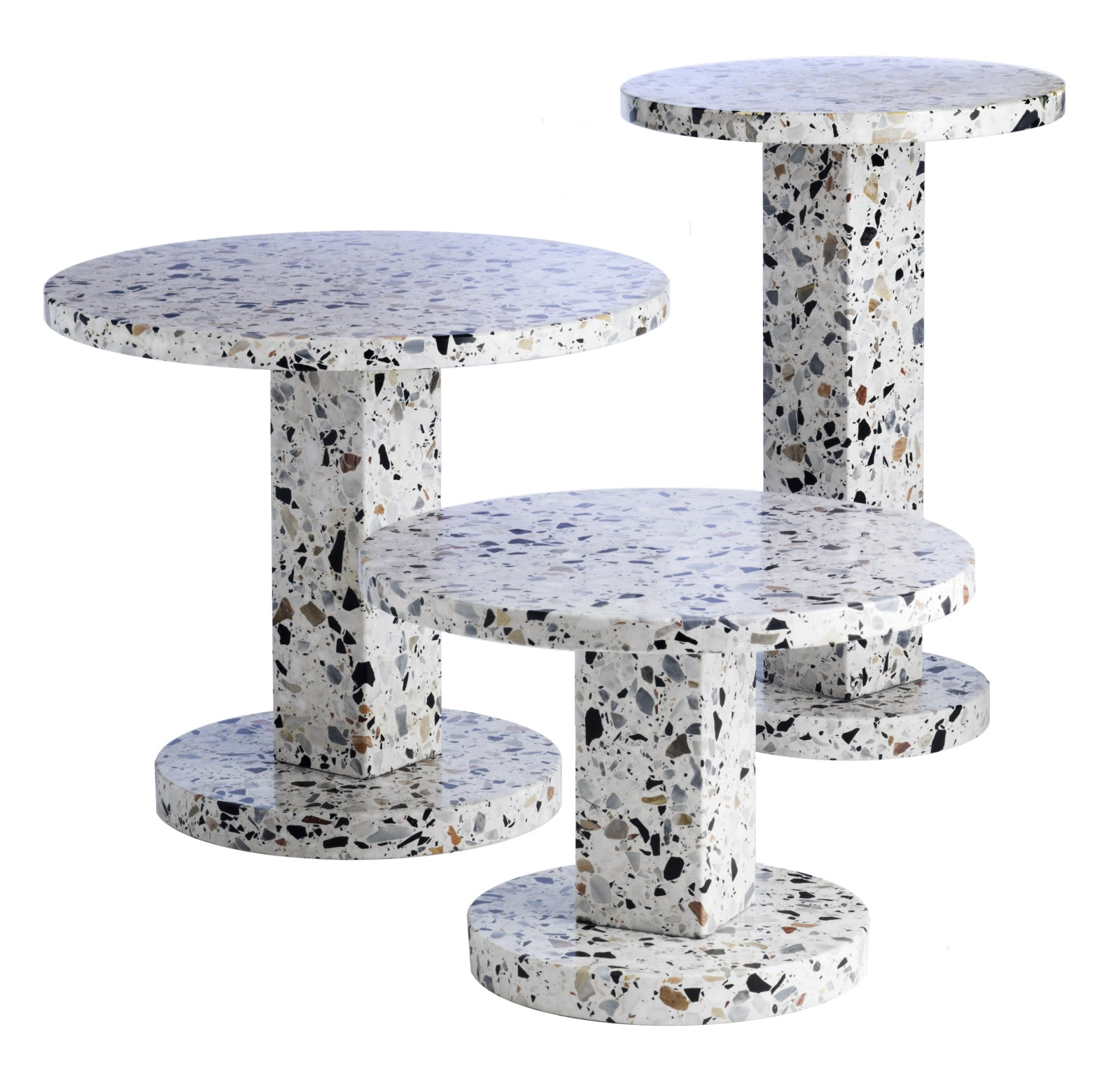 Primo Terrazzo Table Low