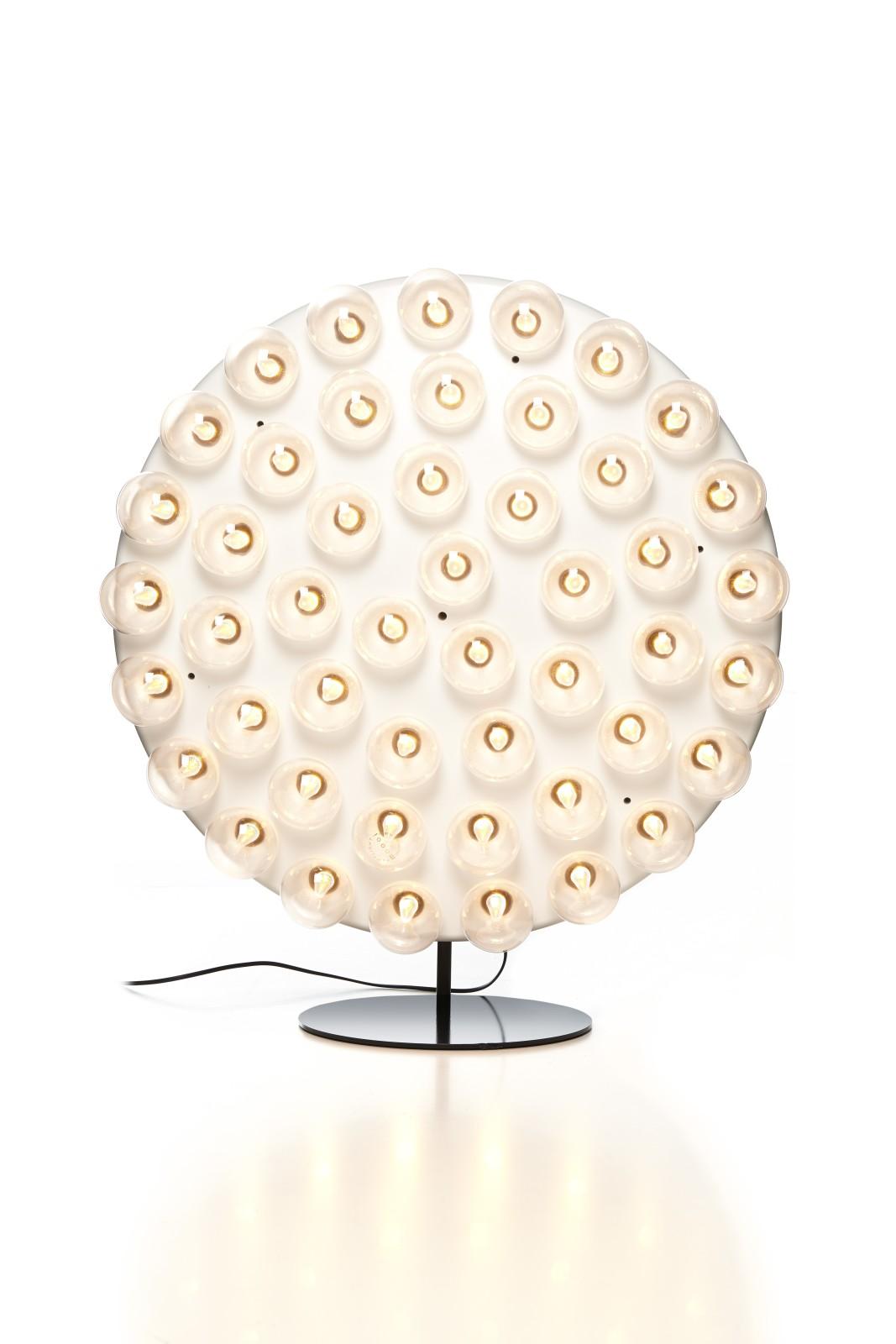 Prop Floor Lamp - Round, Set of 2 2700K