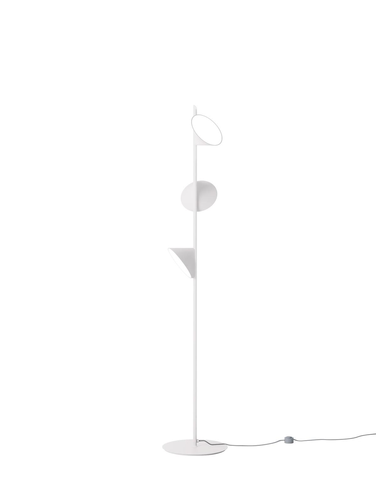 PT Orchid Floor Lamp White