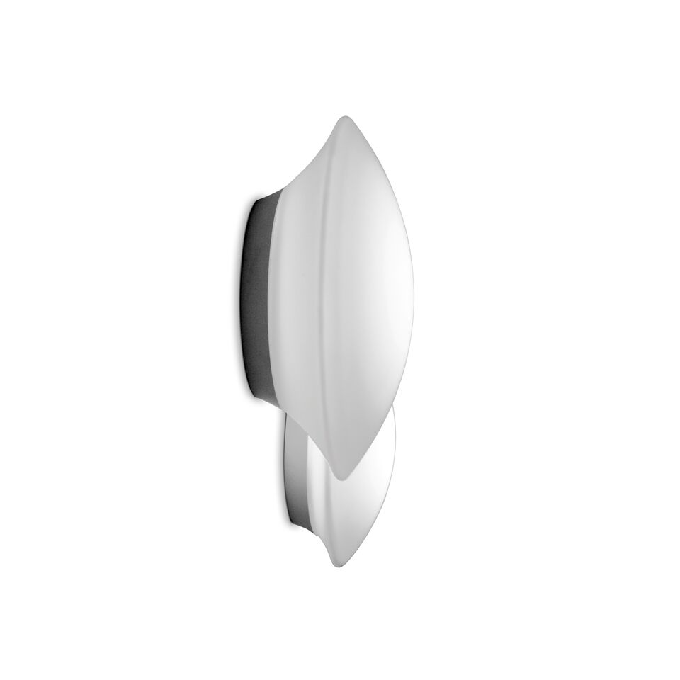 Puck Wall Light 2 x LED PLATE 3W