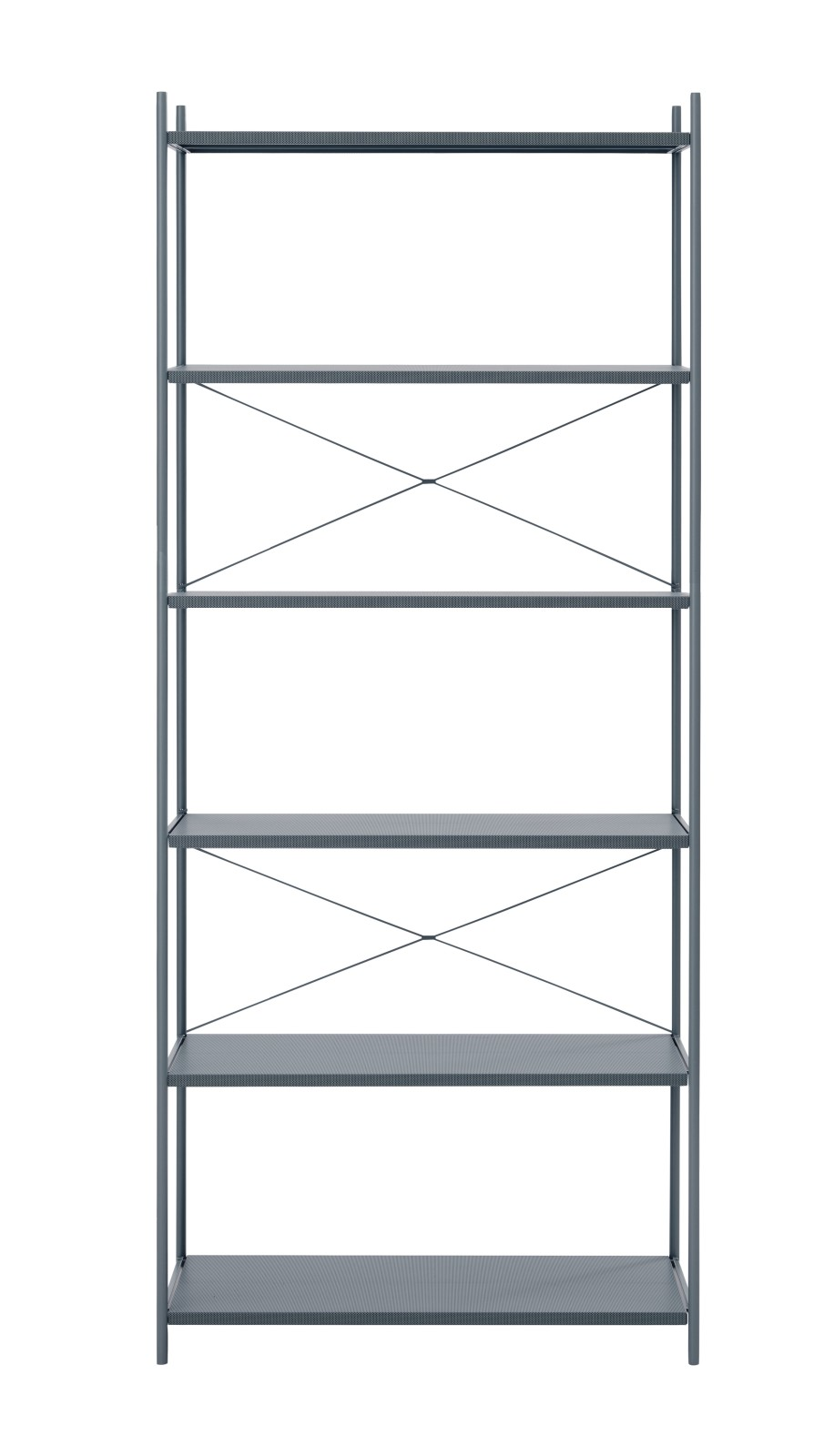 Punctual Shelving System 1x6 Dark Blue