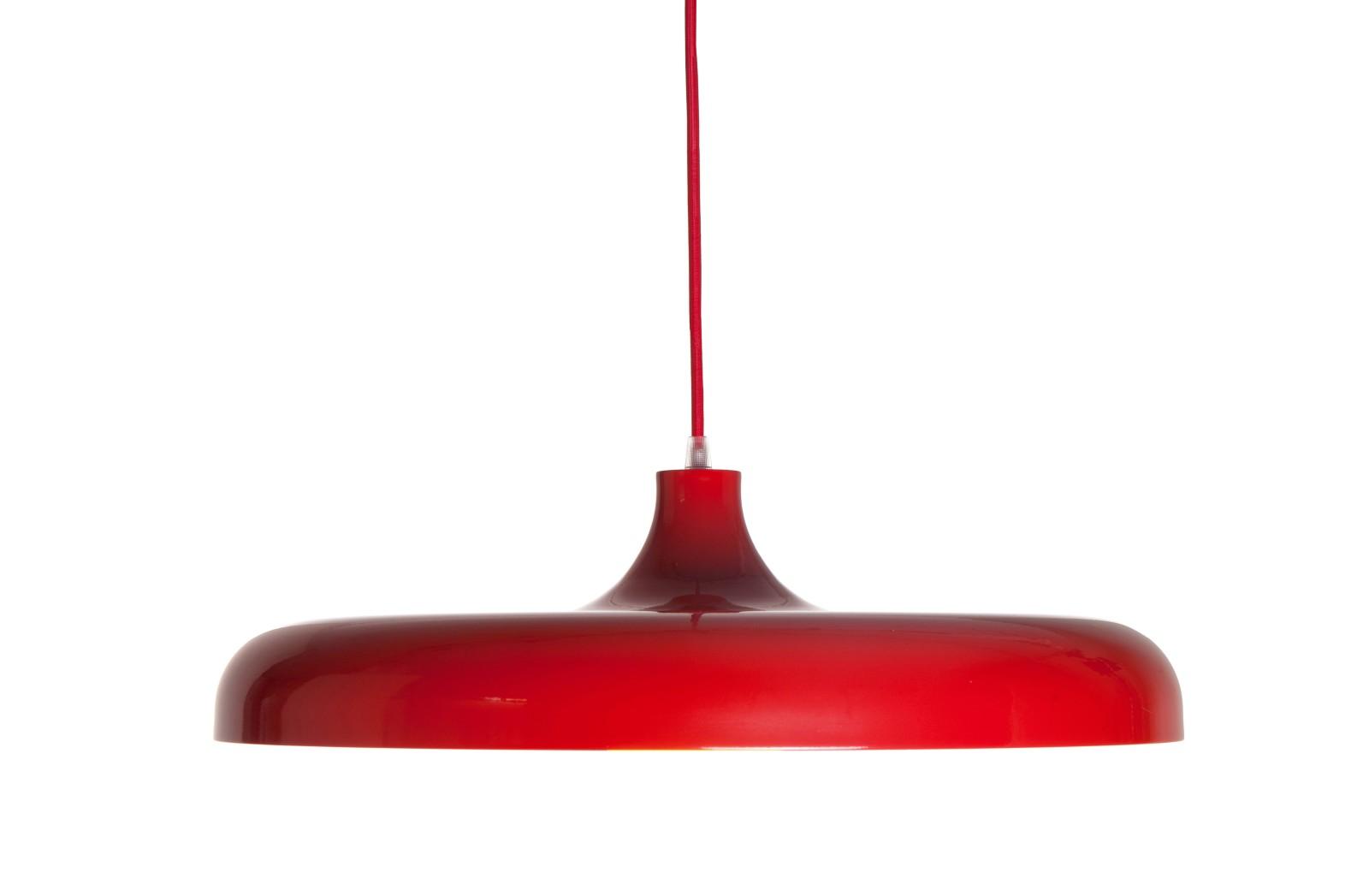 Quayside Pendant Light Red