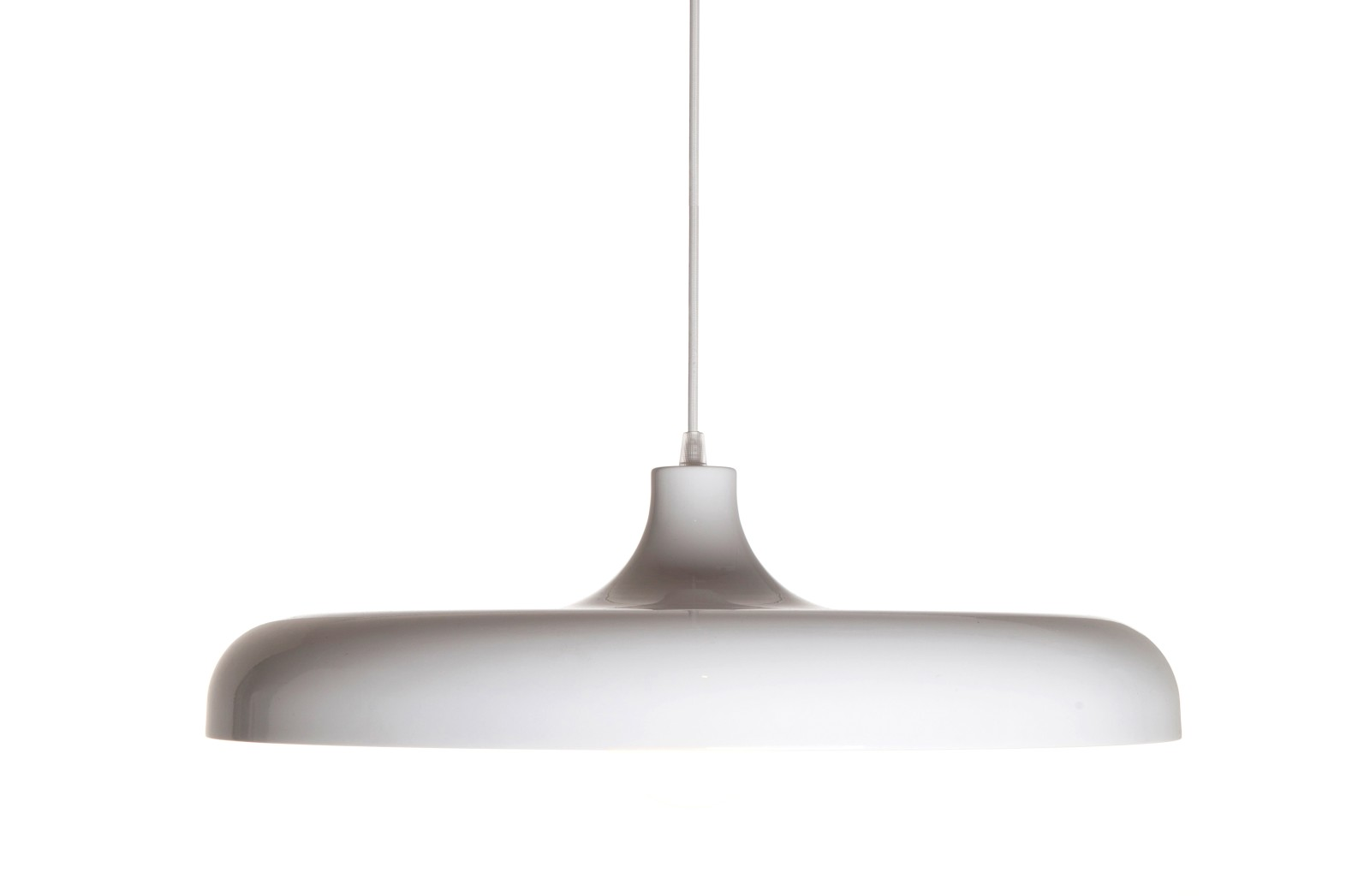 Quayside Pendant Light White