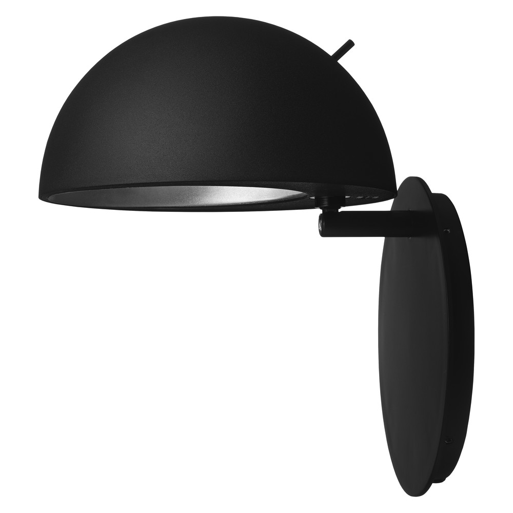 Radon Wall Light Black
