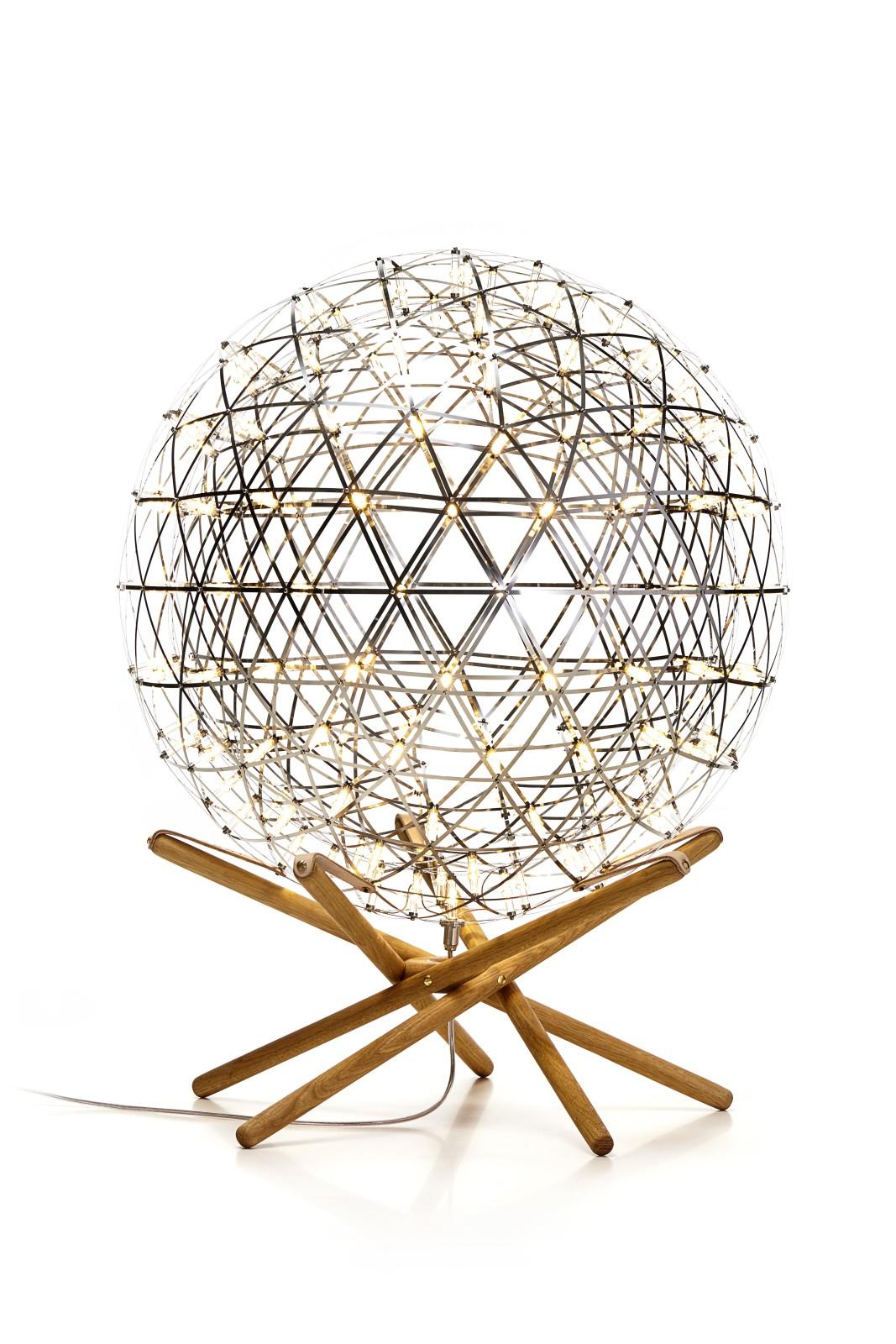 Raimond Tensegrity Floor Lamp 61 cm Diameter