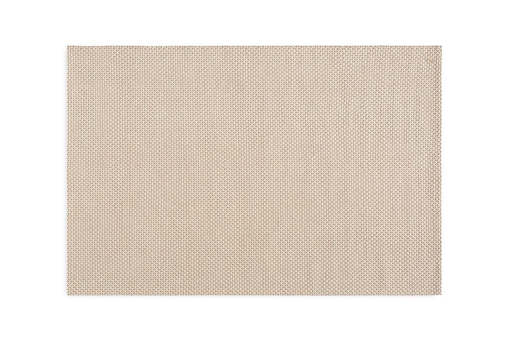 Raw Rug White, 170x240 cm