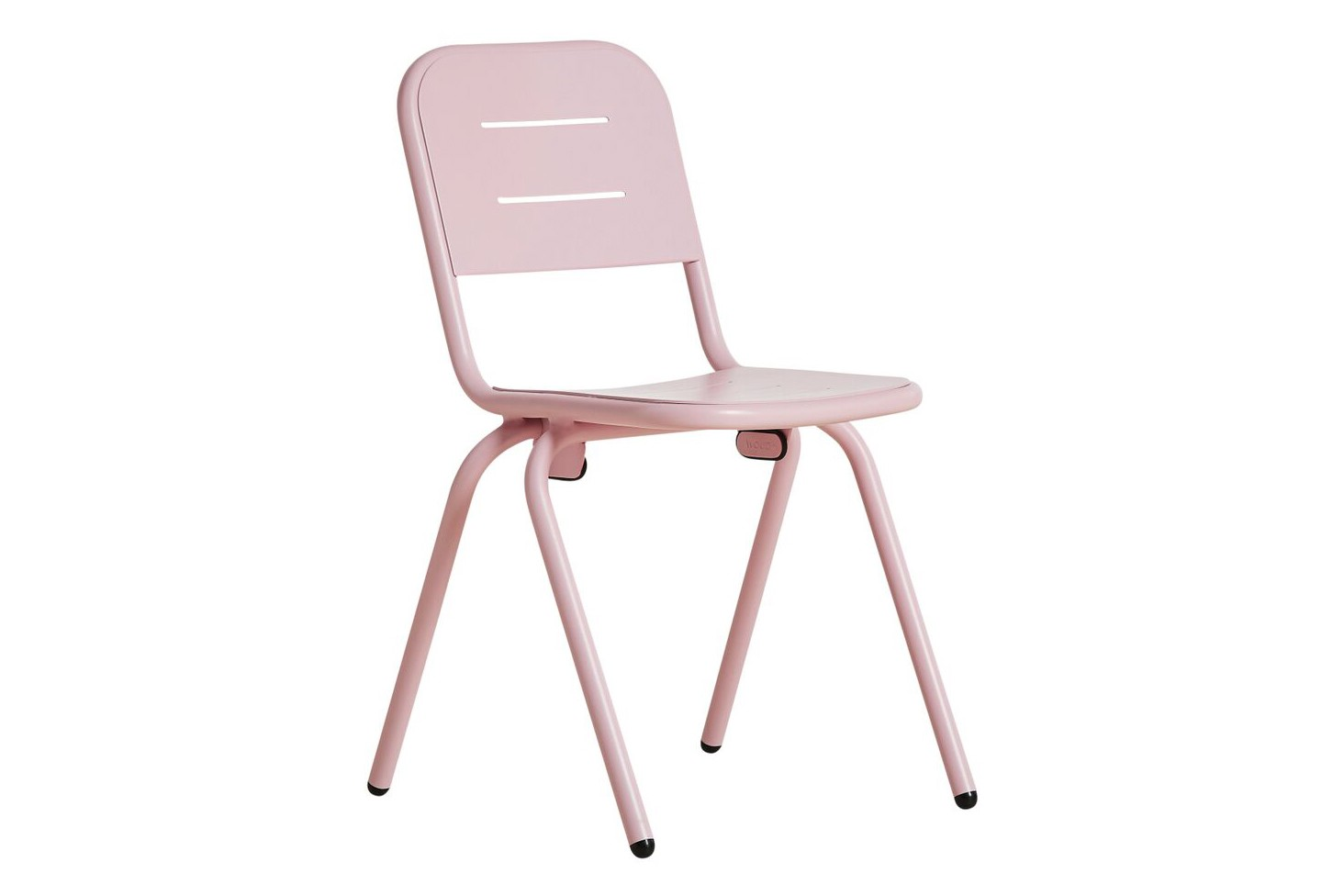 Ray Cafe Dining Chair - Set of 2 Rose Pink