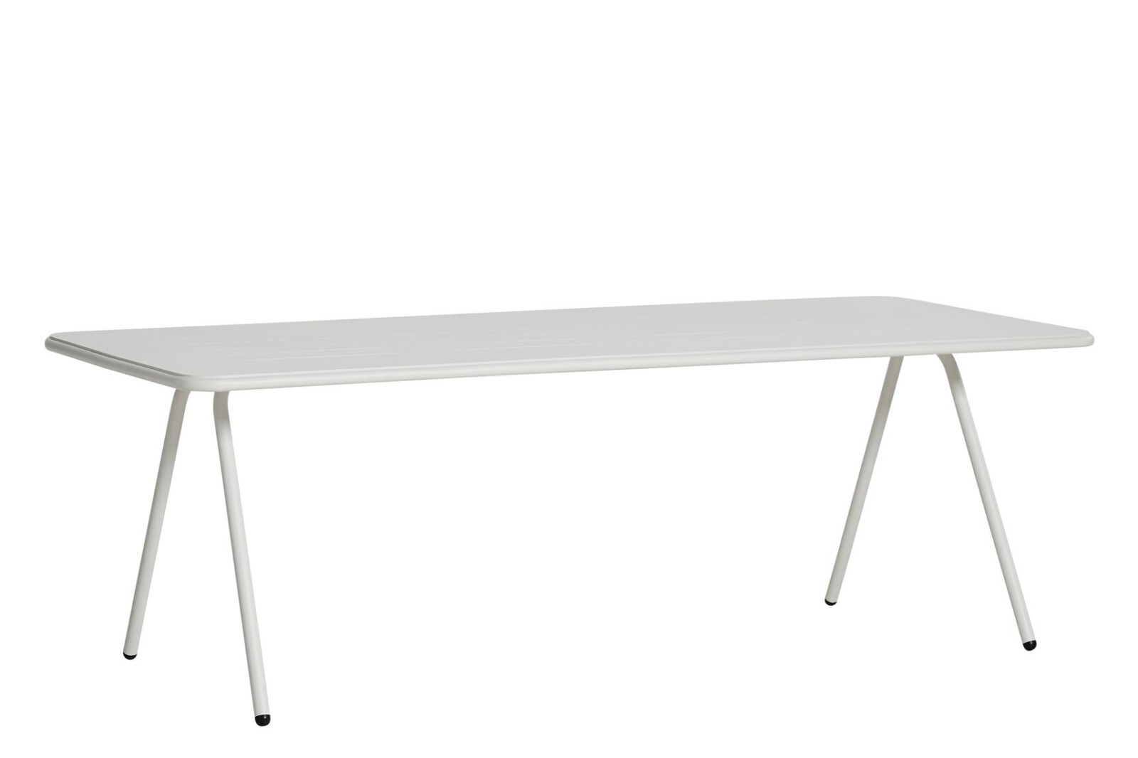 Ray Dining Table White