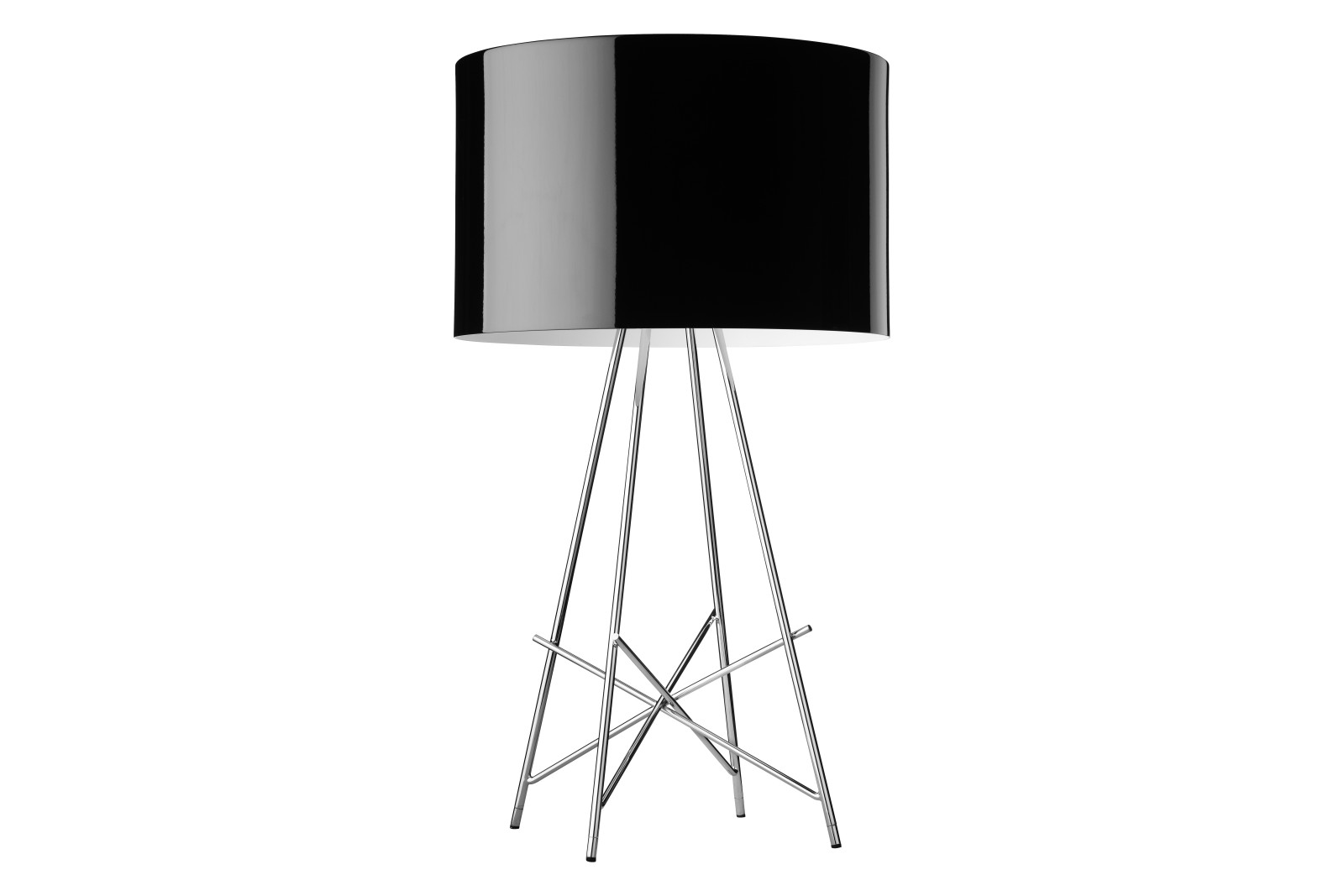 Ray T Table Lamp Black