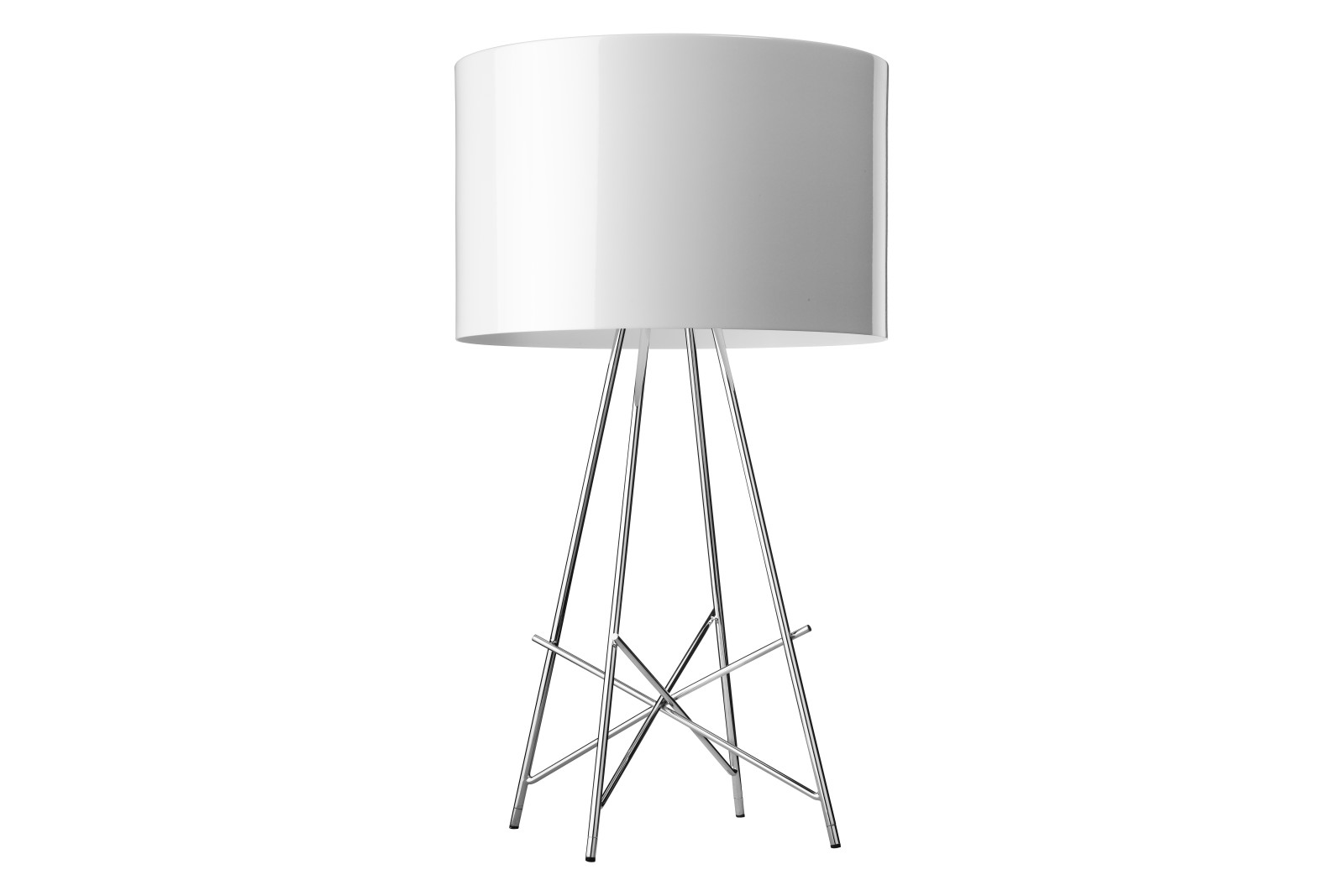 Ray T Table Lamp White