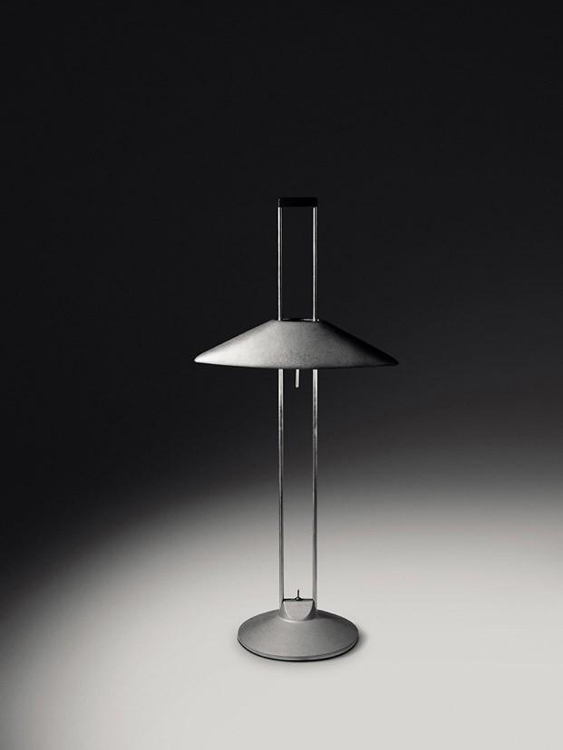 Regina Table Lamp Raw, LED