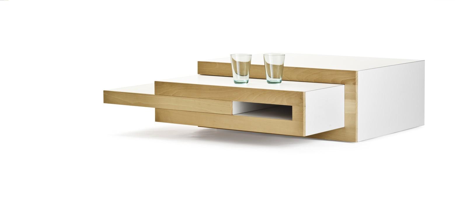 REK coffee table Oak