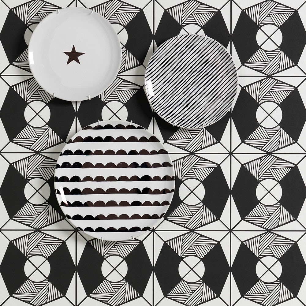 Riad Wallpaper Sample