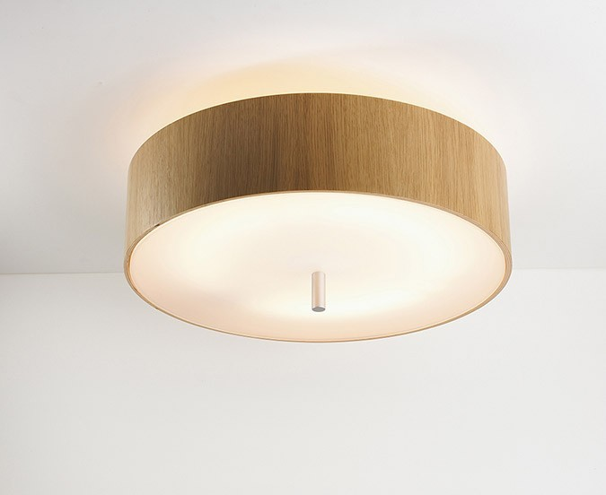 Ronda Ceiling Lamp Natural Oak