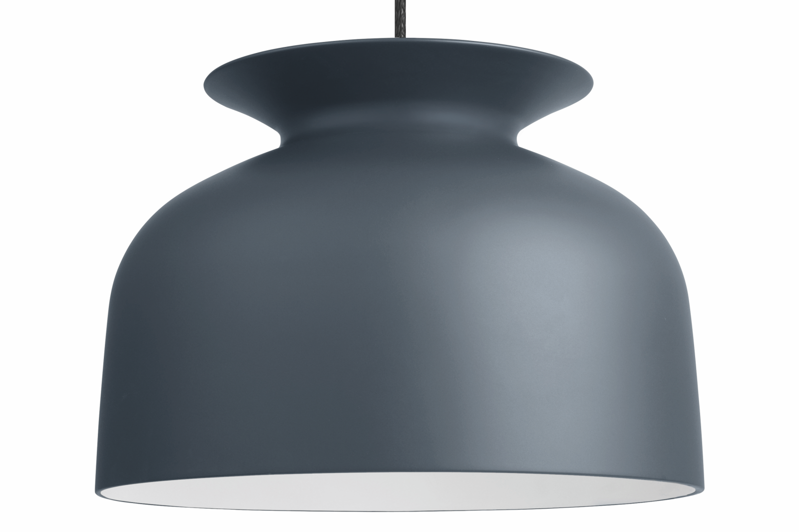 Ronde Pendant Light Gubi Metal Anthracite Grey, 040