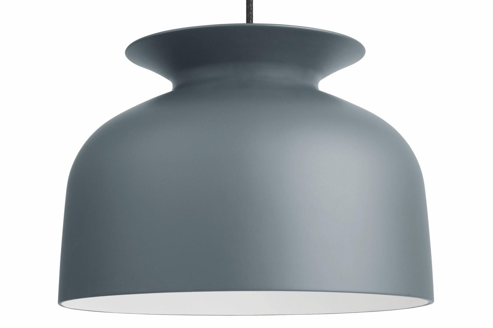 Ronde Pendant Light Gubi Metal Pigeon Grey, 040