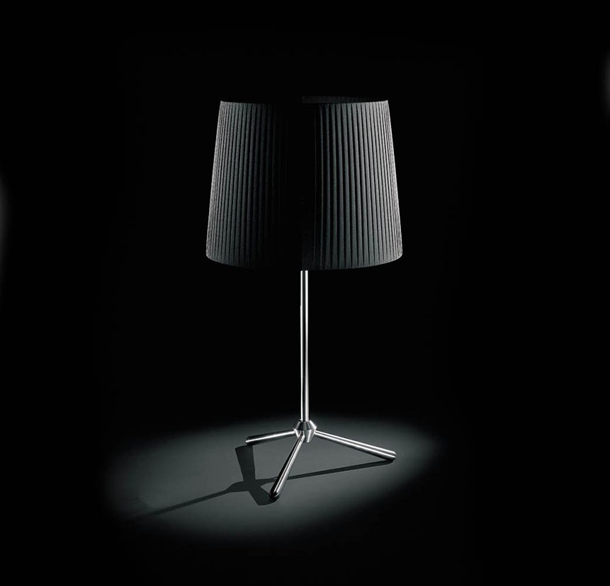 Royal Table Lamp Black, 60
