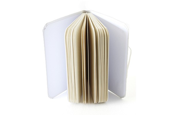 Rumble Notebook White
