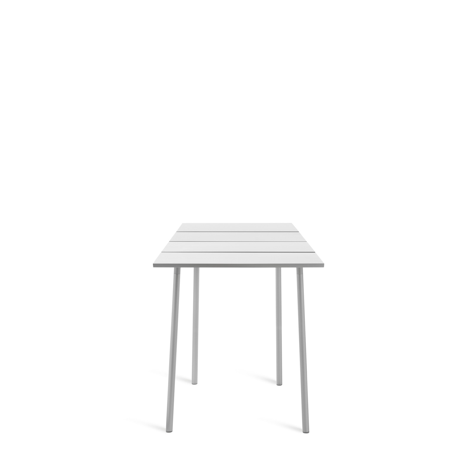 Run High Table Aluminium, Aluminium, 122cm