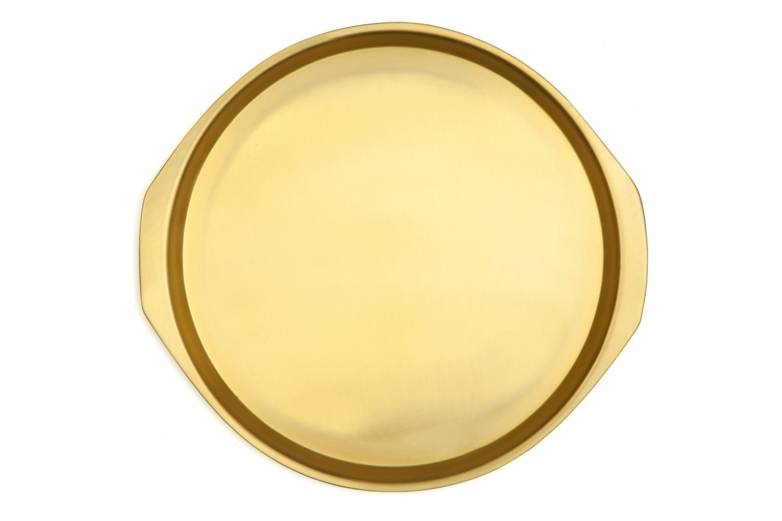 Sama Tray Brass, Large