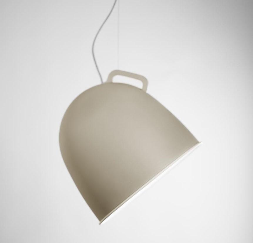 Scout Pendant Light Beige, LED, S22