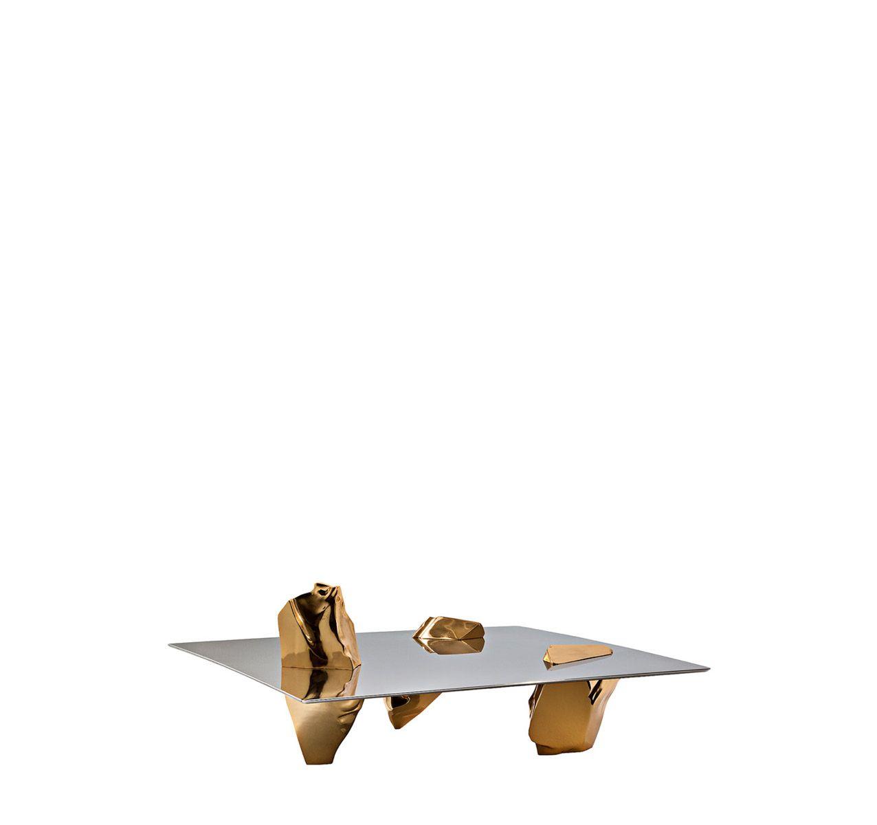 Sereno Coffee Table Gold
