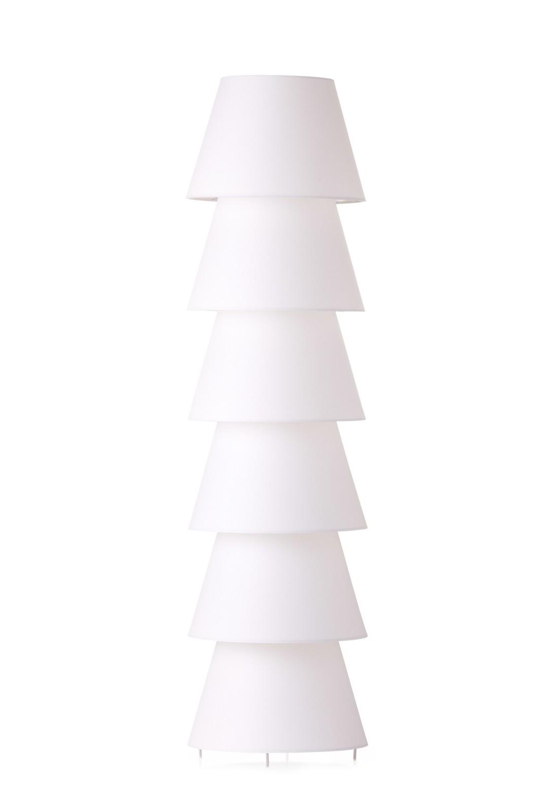 Set Up Shades Floor Lamp 6 shades