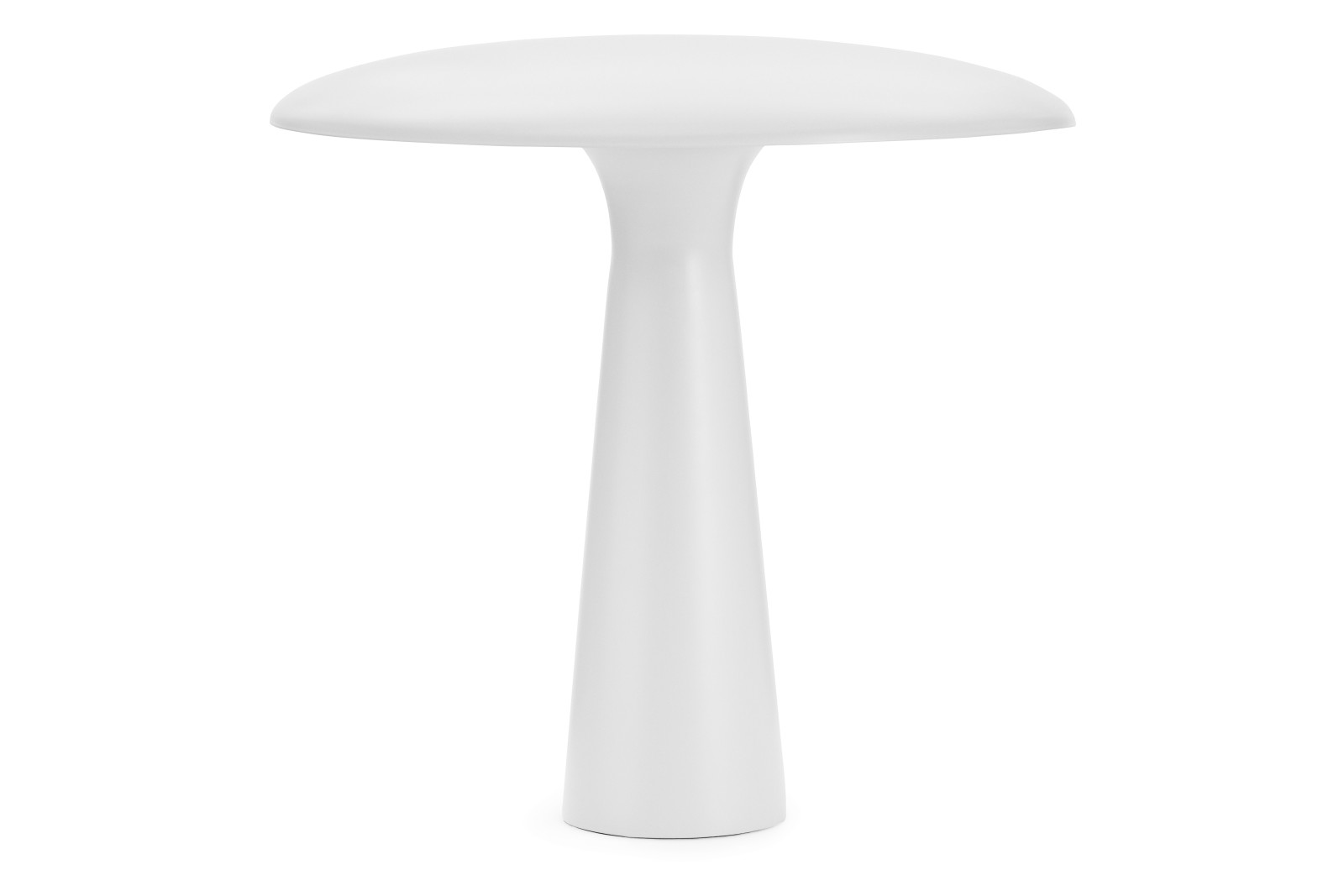 Shelter Table Lamp White