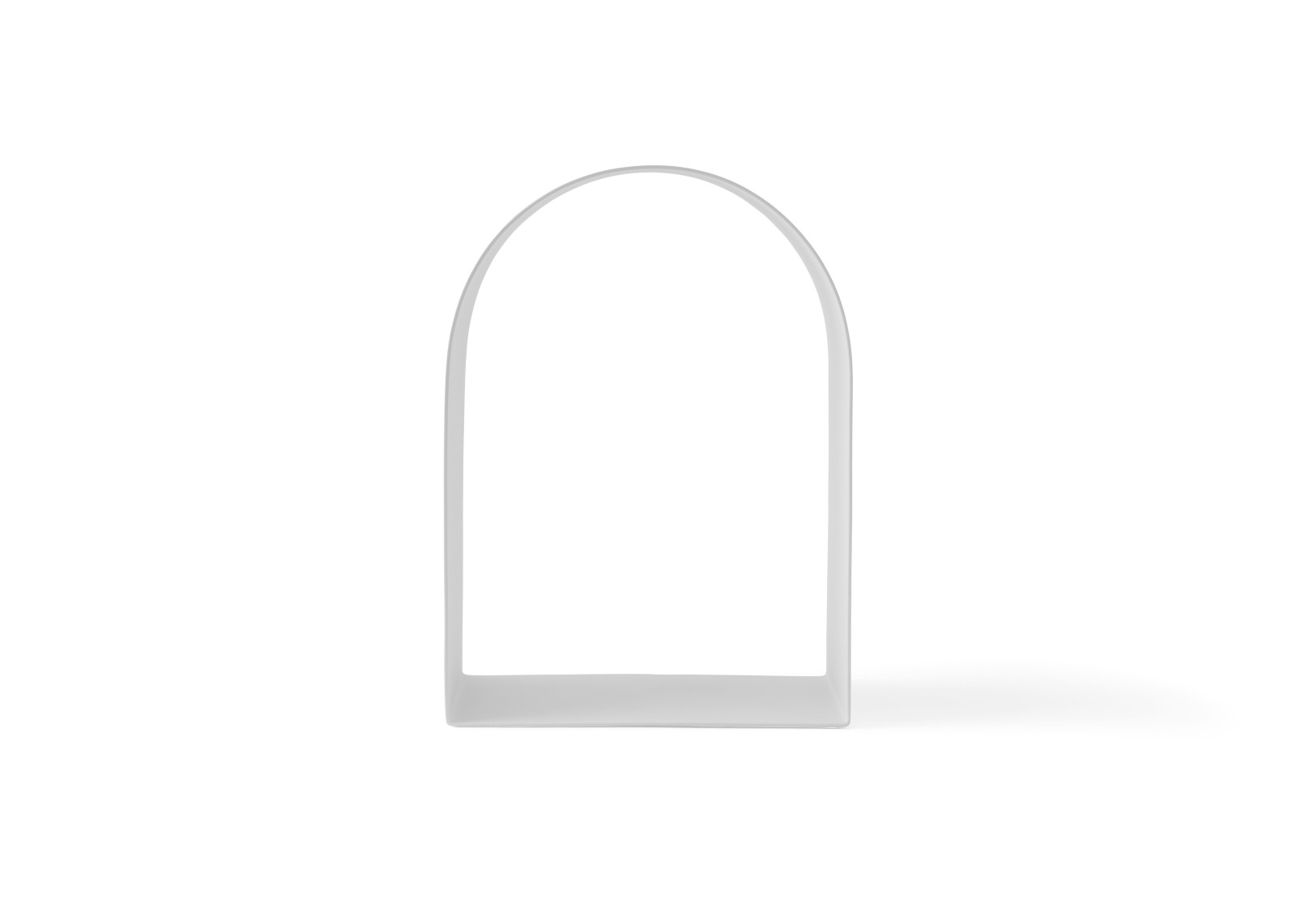 Shrine Shelf White, Medium