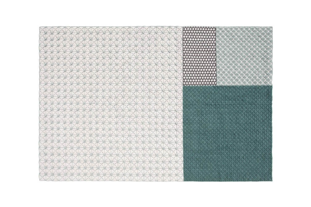 Silaï Rug Green, 171x258 cm