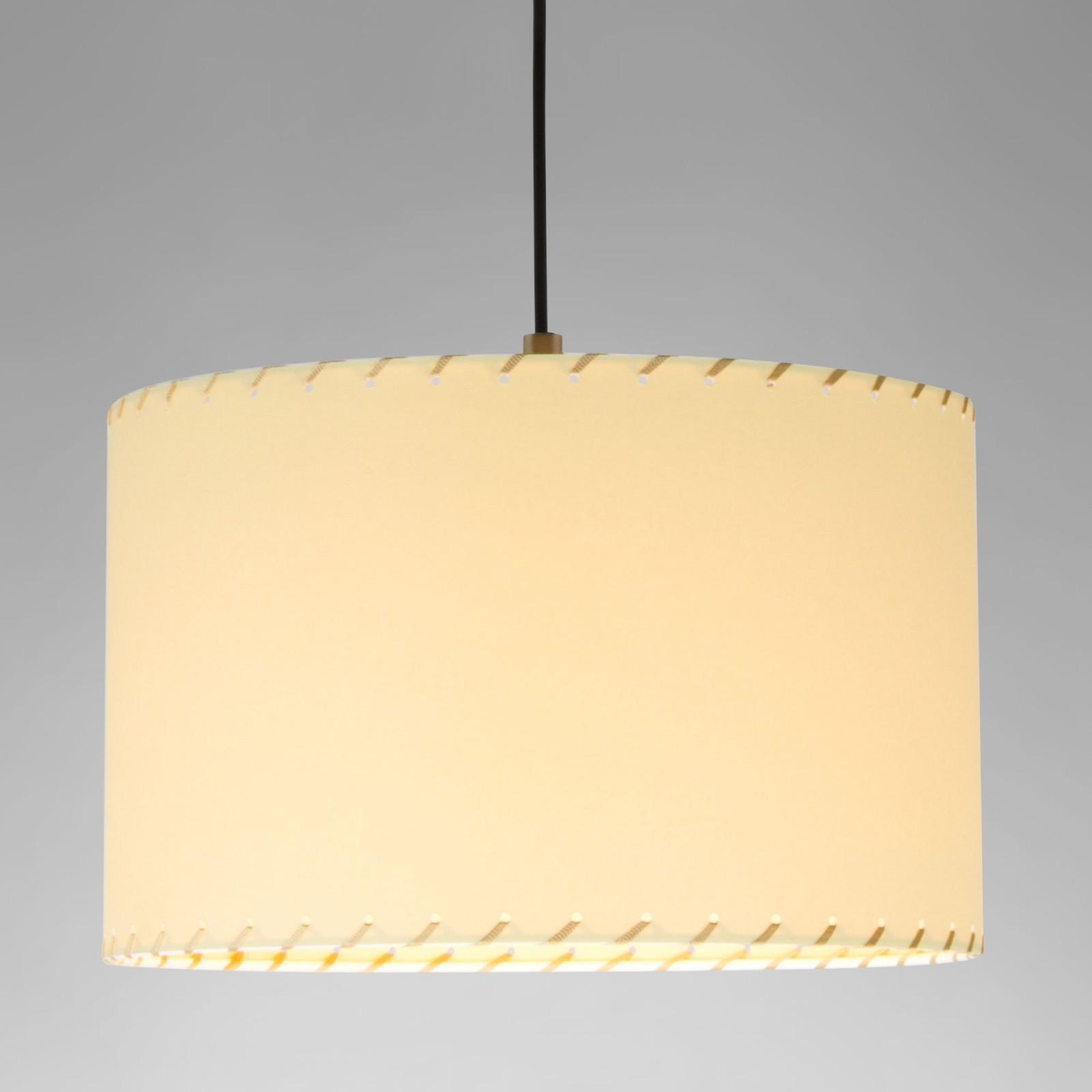 Sistema Sisisi GT2 Pendant Light Satin nickel, Simple, Natural Ribbon