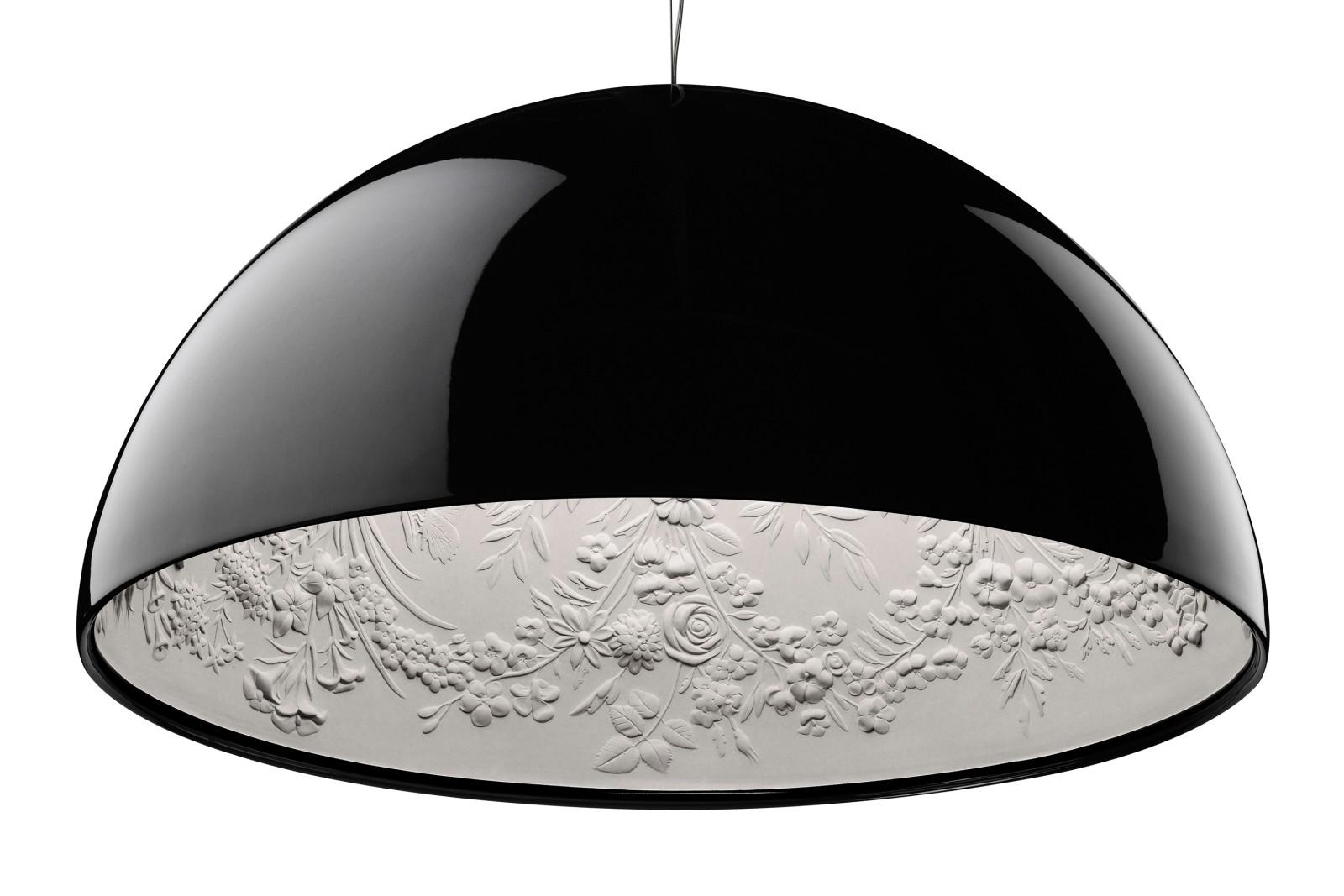Skygarden Pendant Light S2, Glossy Black, HSGS