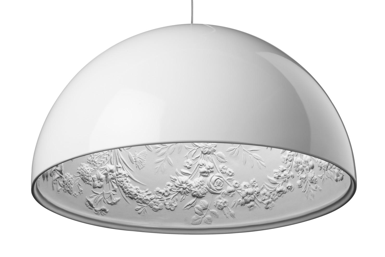 Skygarden Pendant Light S1, Glossy White, Eco