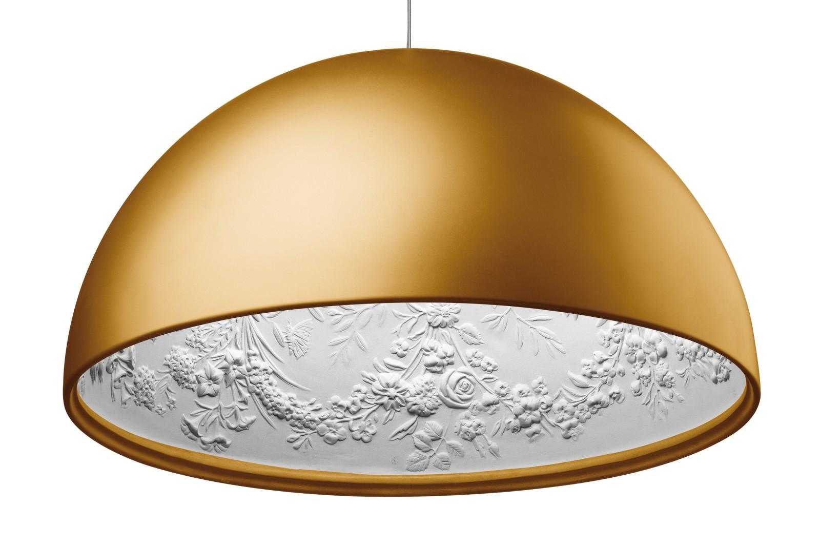 Skygarden Pendant Light S2, Large, Matt Gold, CFL
