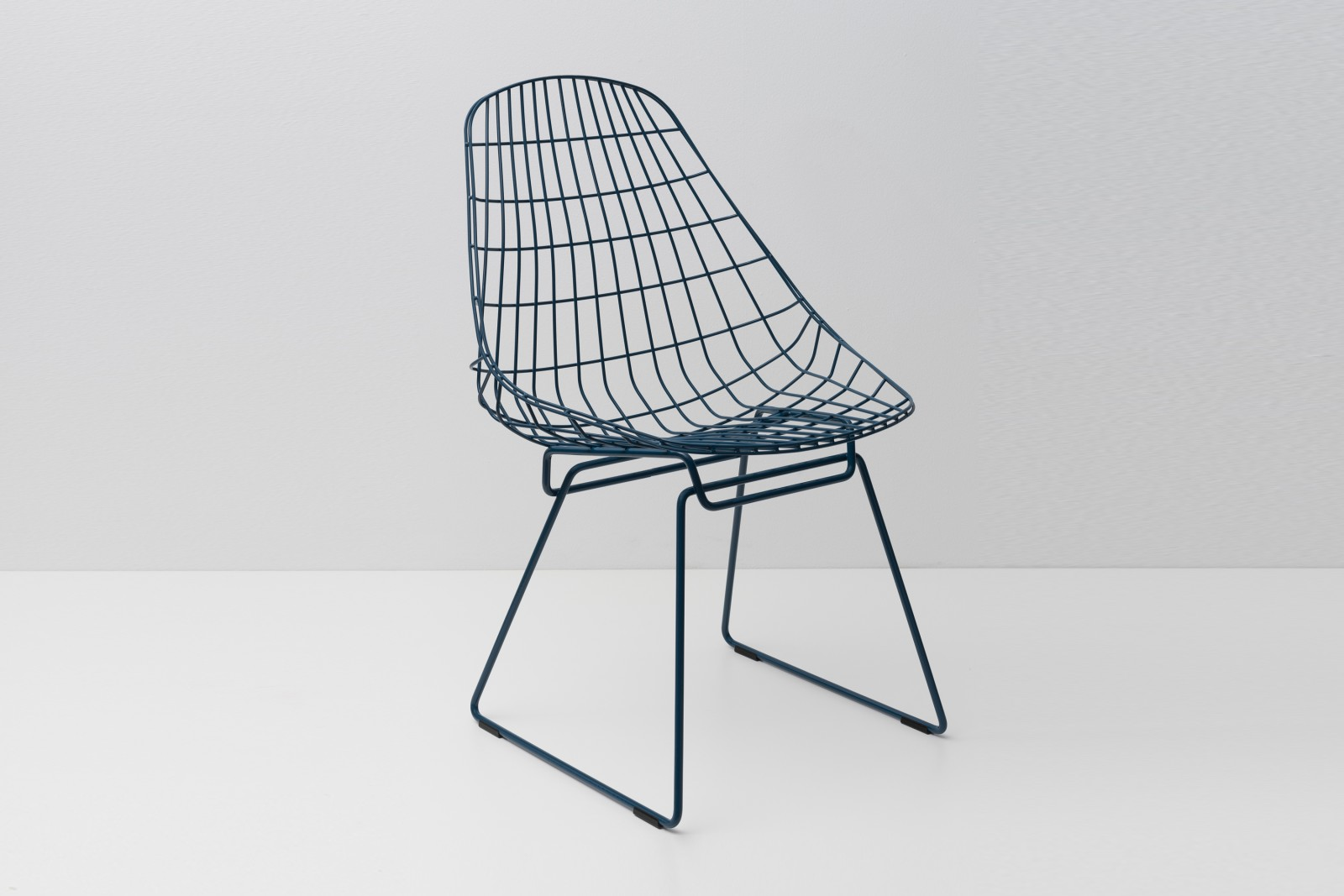 SM05 Dining Chair Pacific Blue