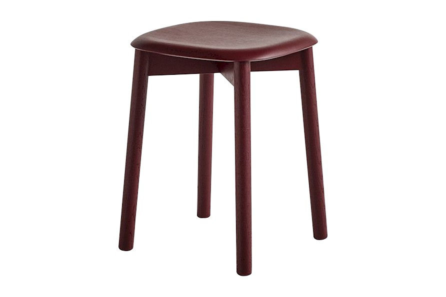 Soft Edge Stool 72 Fall Red